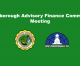 Westborough Advisory Finance Committee LIVE 2/11/21 @7pm
