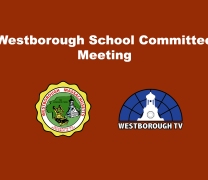 Westborough School Committee LIVE @ 6:00pm 5/12