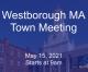 Westborough Town Meeting