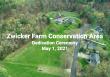 Zwicker Farm Conservation Area Dedication Ceremony In Honor of Albert & Dorothy Zwicker
