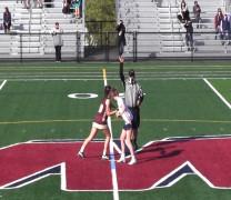 WHS Girls Varsity LAX vs Algonquin