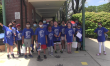 Fales 3rd Grade Send Off Parade 2021!!