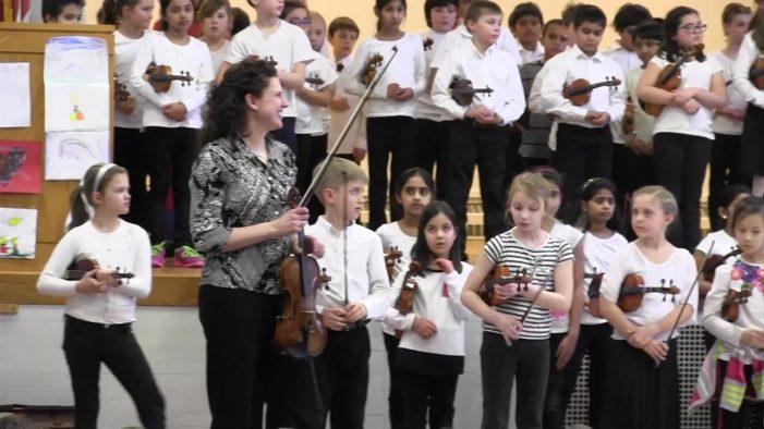 Hastings Strings Concert