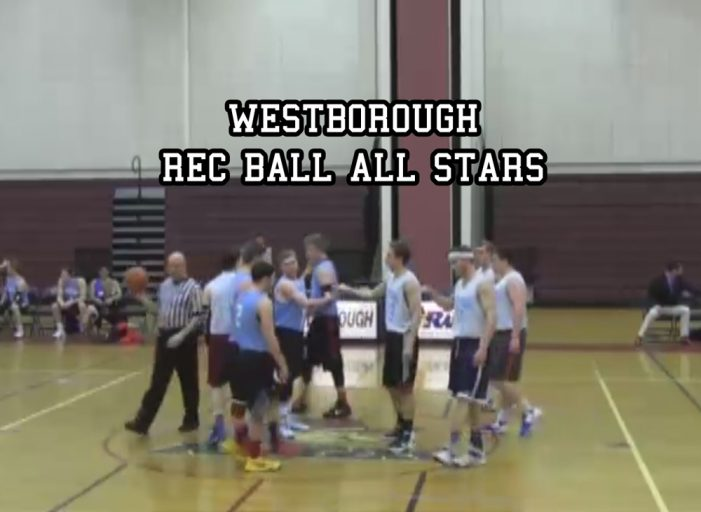 REC BALL All-Star Game 2015