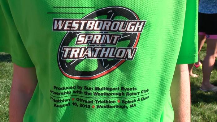Sixth Annual Westborough Sprint Triathlon