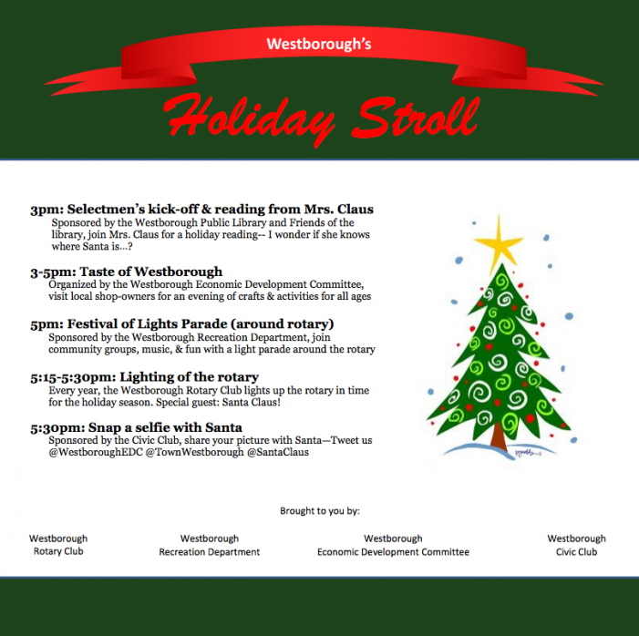 Holiday Stroll Sunday – Great Family Event