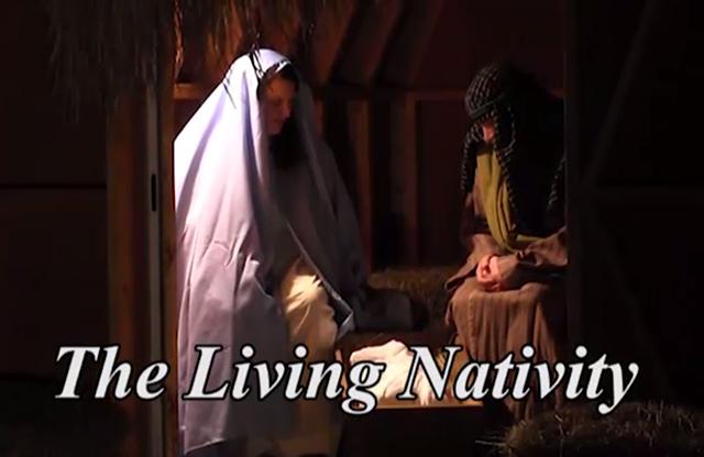 St Stephen's Living Nativity