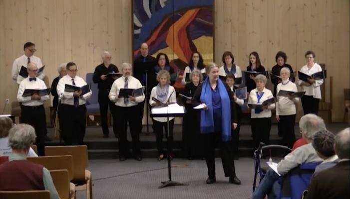 Shir Joy Chorus – Love Songs & Lullabies