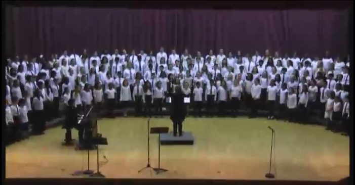 Mill Pond 4th Grade Choral Concert