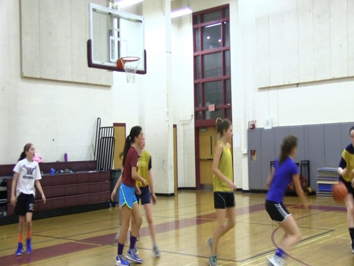 Rec Dept Summer Series: Girl's Basketball June 29