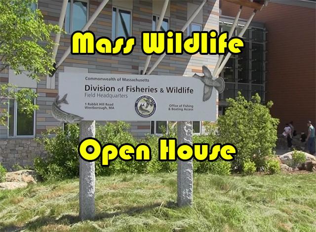 Mass Wildlife Open House 2017
