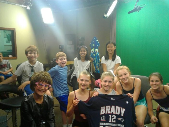 WTV Video Campers Put On Quite a Show!