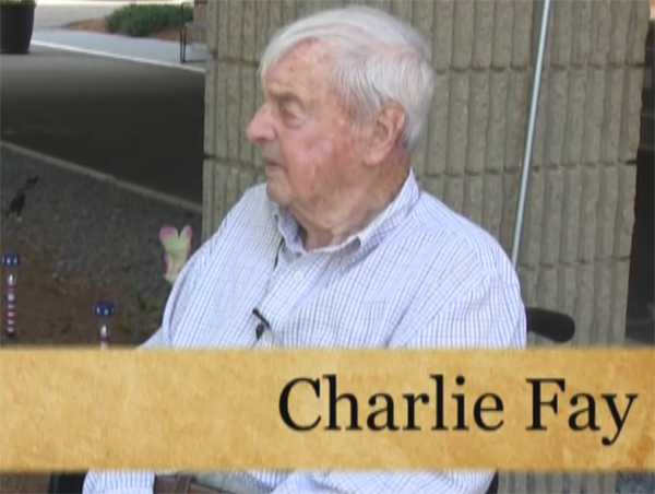 Meet Charlie Fay