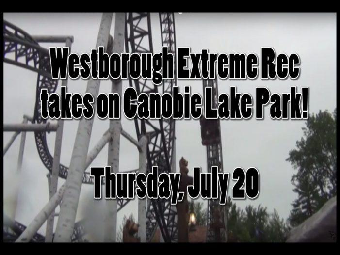 Rec Dept Summer Series: Extreme Rec at Canobie July 19