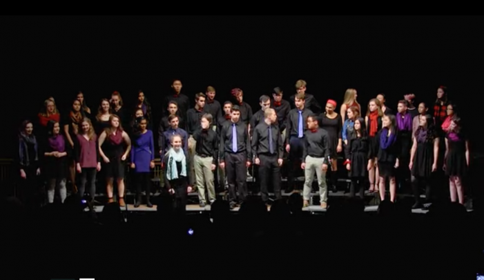 Winter Vocal Pops at WHS – Full Concert