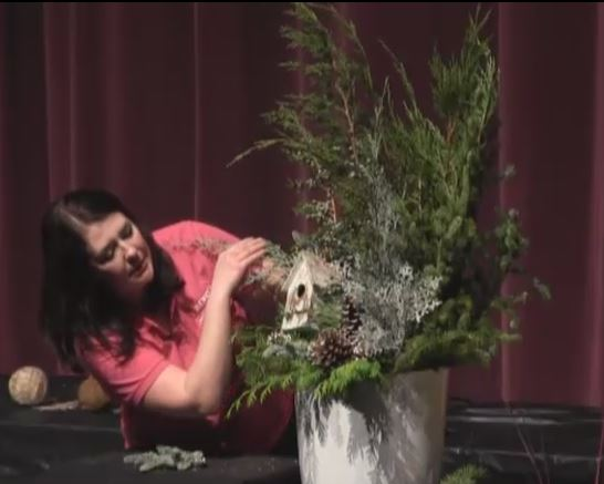 """Garden Club hosts """"Home for the Holidays"""""""
