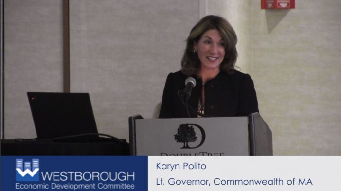 """Westborough recognized for being a """"Hot Market for Business"""""""