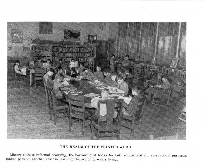 Historical Film on Lyman School For Boys