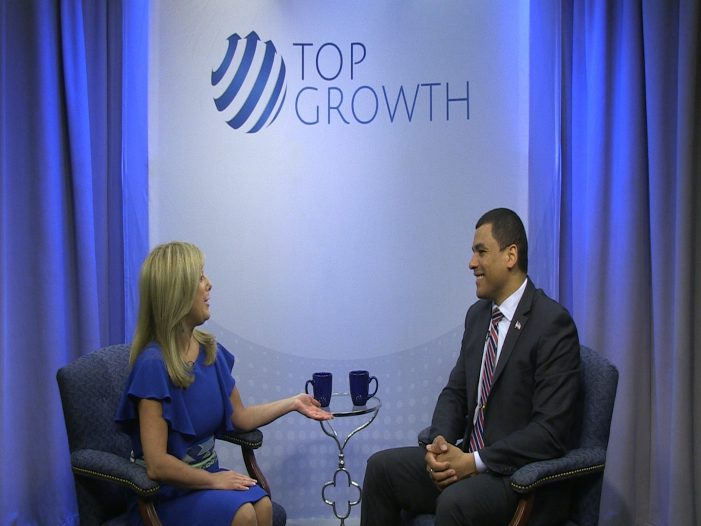 Top Growth Podcast: Interview with Sec'y Urena