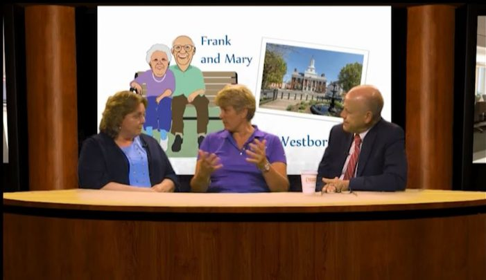 Frank and Mary in Westborough – Ellen DiPaola