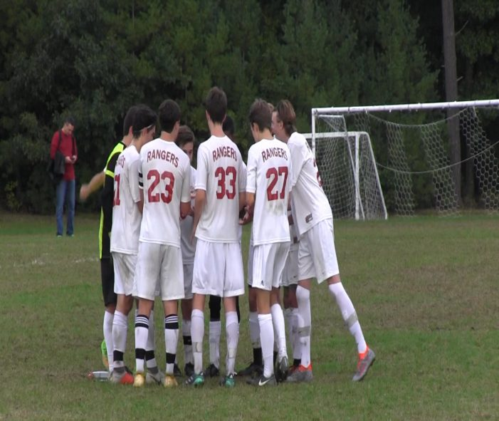 A Look Back at the WHS Boys Soccer Team's 2018 Season