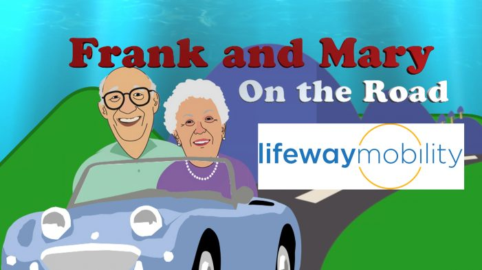 Frank and Mary in Westborough: On the Road – Lifeway Mobility