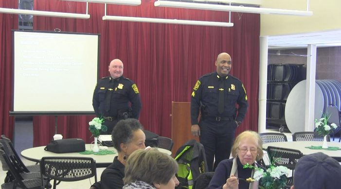 Breakfast with the Chief – March 2019