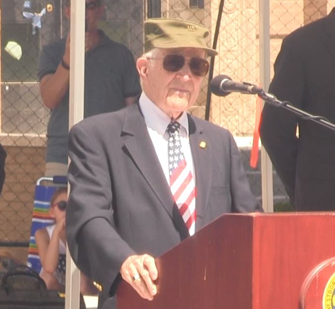 Memorial Day in Westborough – Parade and Forbes Speeches