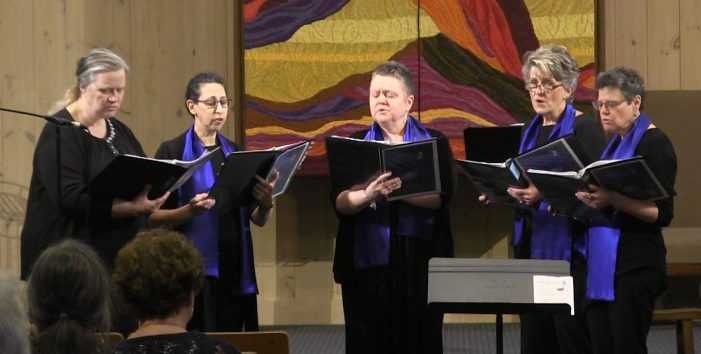 Shir Joy Chorus Presents  'Songs from the Heart: Timeless Traditions in Jewish Music'