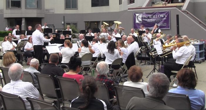 Willows Summer Concert Series presents – Interboro Community Band