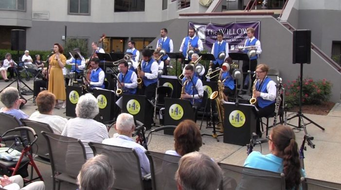Willows Summer Concert Series presents – Dan Gabel and the Abletones