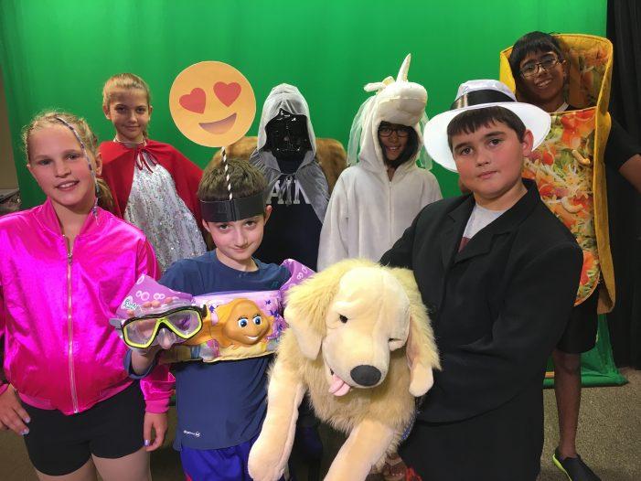 WTV Kids Camp Week Three