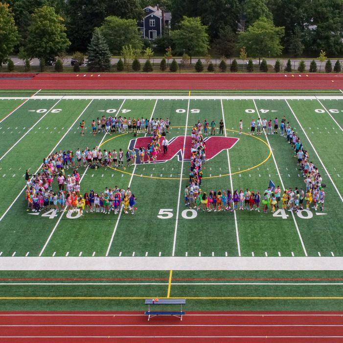 Class of 2020 Celebrates Last 1st Day of School!