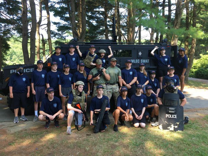 2019 Borough's Youth Police Academy