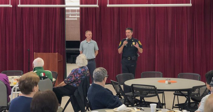 Breakfast with the Chief –  DPW Director, Chris Payant – September 2019