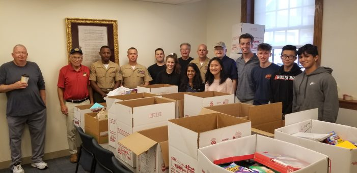 Military Care Packages – Westborough Veterans' Advisory