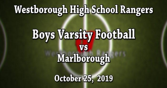 Rangers Football Win at Home vs Marlborough!