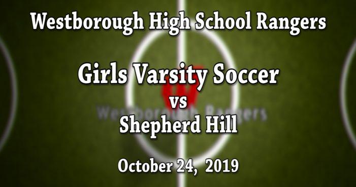 Girls Soccer Senior Night Win vs Shepherd Hill!