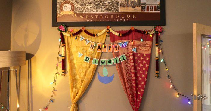 The BORO Celebrates Dawali