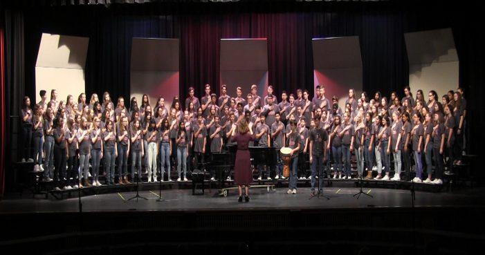 WHS October Choir Concert