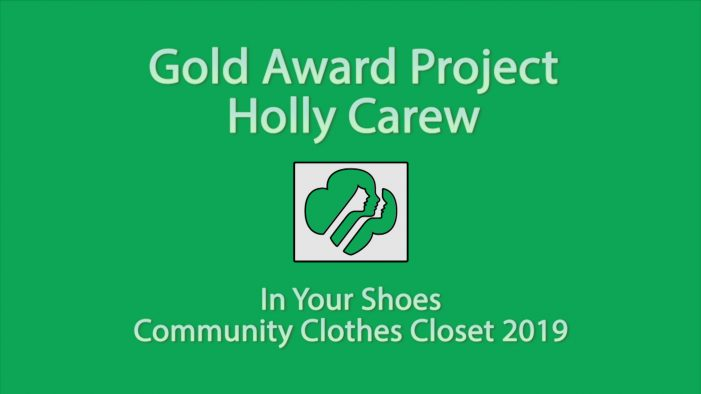 Holly Carew – Gold Award Project