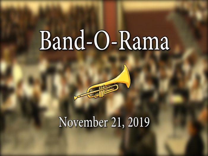 Band-O-Rama 2019