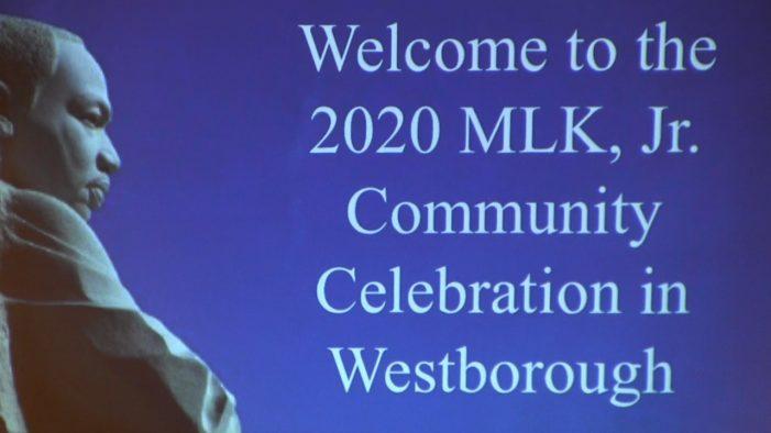 Westborough Celebrates MLK Day 2020
