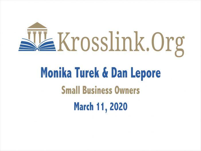 Krosslink Meeting March 2020