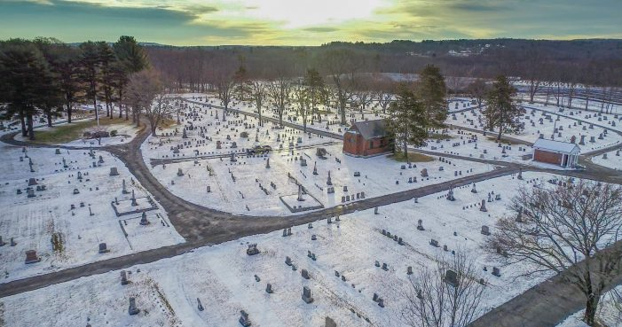 DPW Works for You – Cemetery Division