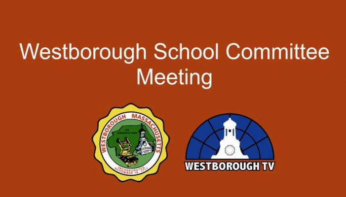 8/31/2020 – LIVE at 6:00pm School Committee Mtg.