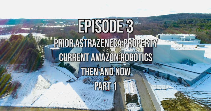 What's Up Westborough? AstraZeneca-Amazon – Then and Now