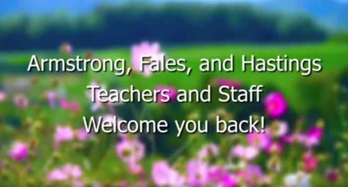Westborough K-3 Schools Welcome Back Videos – 2020