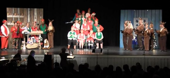 Holiday Tunes! Westborough Community Chorus