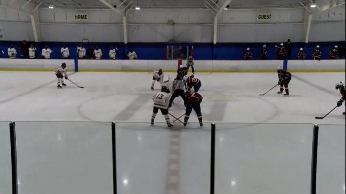 WHS Boys Hockey Start Season vs. Algonquin